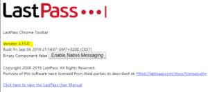 LastPass Security Vulnerability and Sim Swapping 2